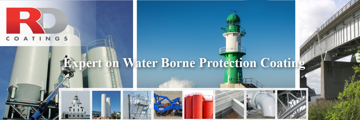 RD-Coating Expert on Water Borne Protection Coating